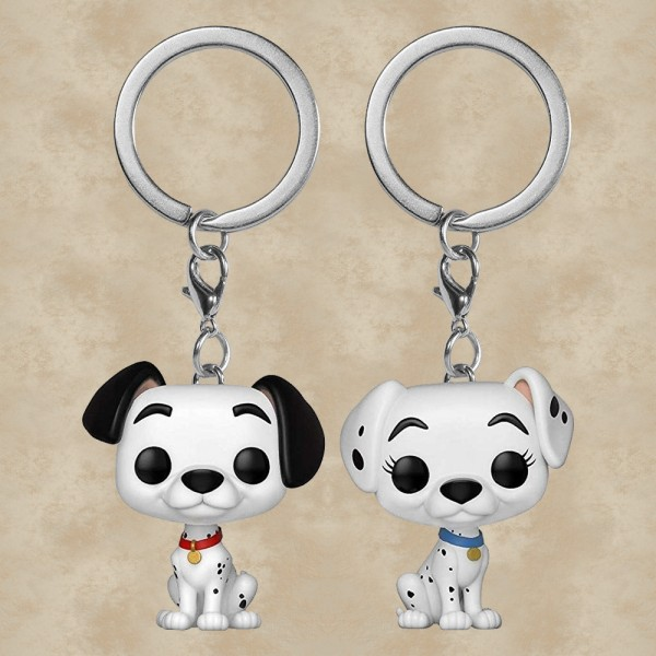 Pocket POP! Pongo und Perdita 101 Dalmatiner - Disney