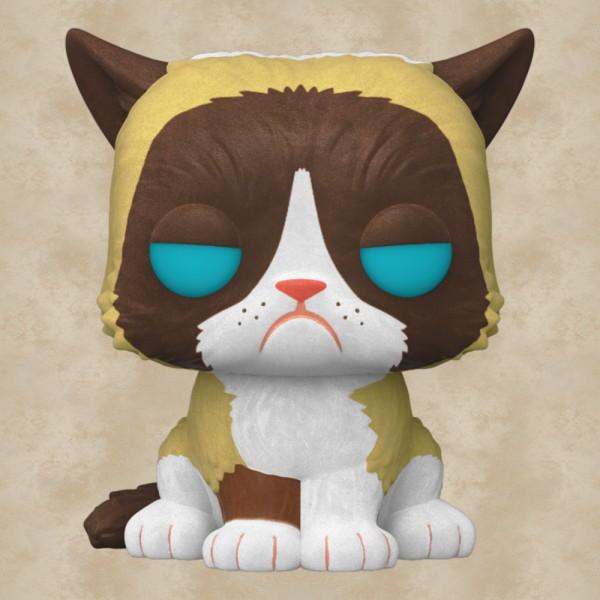 Funko POP! Grumpy Cat (Special Edition) Flocked