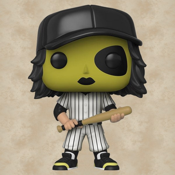 Funko POP! Baseball Fury Green (Special Edition) - The Warriors