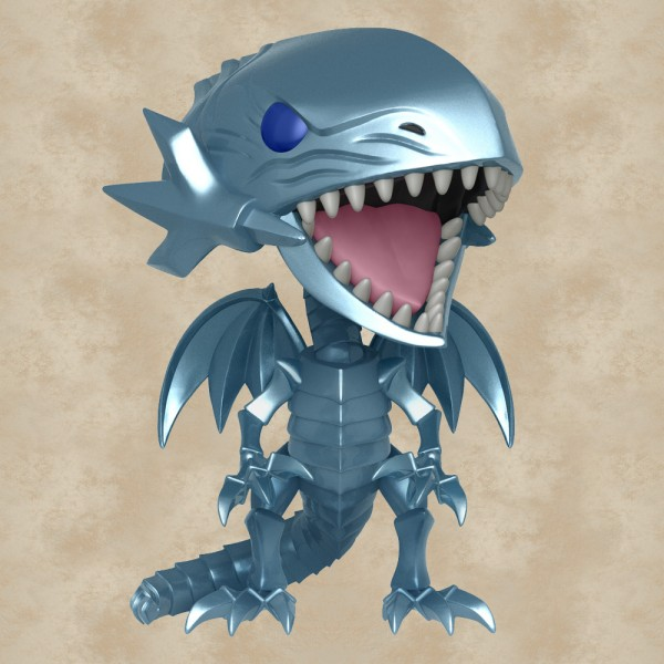 Funko POP! Blue-Eyes White Dragon - Yu-Gi-Oh!