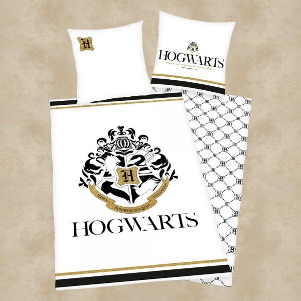 Bettwäsche Hogwarts Wendemotiv Harry Potter