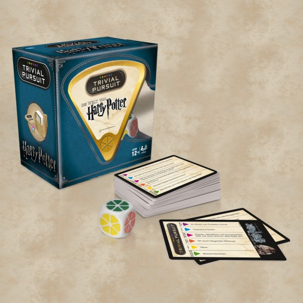 Harry Potter Trivial Pursuit - Harry Potter