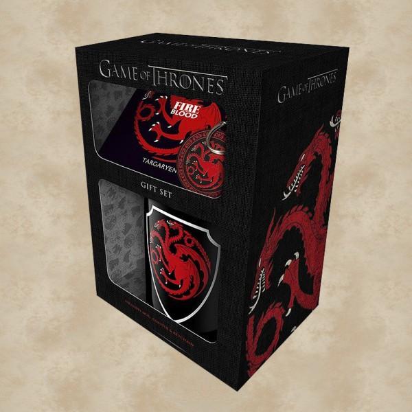 Geschenkbox Haus Targaryen - Game of Thrones