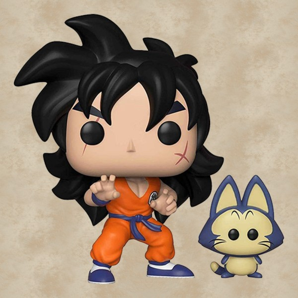 Funko POP! Yamcha und Puar - Dragon Ball Z