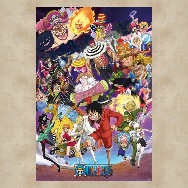 Big Mom Maxi Poster - One Piece