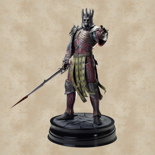 Eredin Bréacc Glas Statue - The Witcher