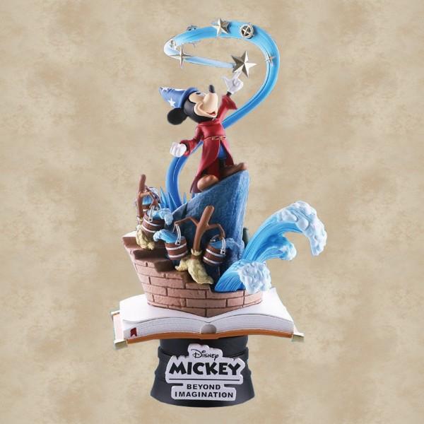 Mickey Beyond Imagination Diorama - Disney