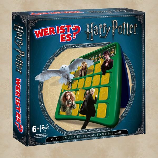 Wer ist es? - Harry Potter