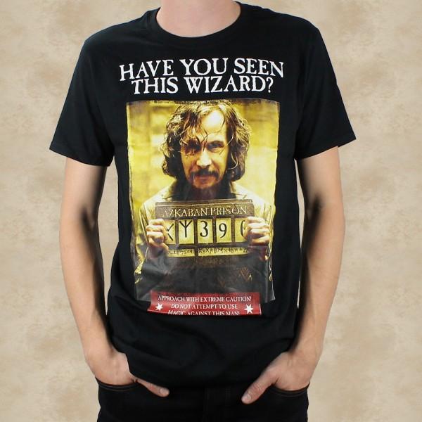 Sirius Black Askaban T-Shirt - Harry Potter