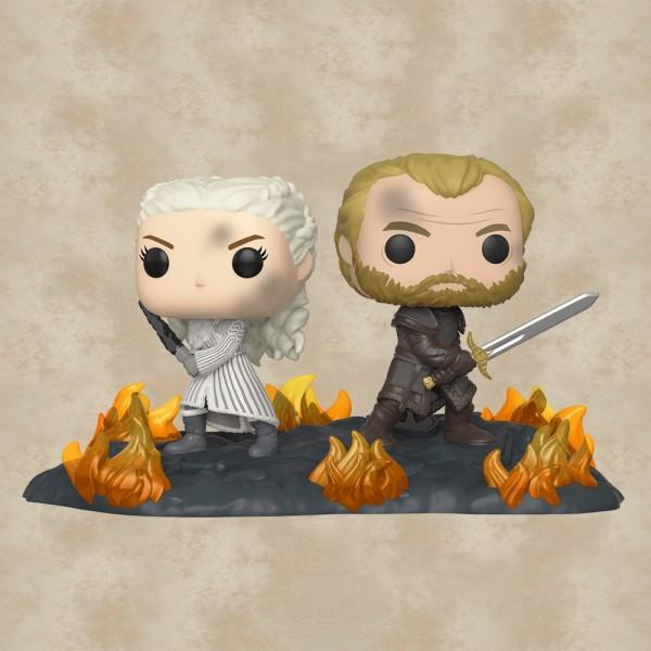 Funko POP! Moment Daenerys & Jorah - Game of Thrones