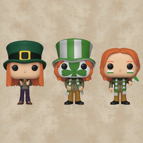 Funko POP! Ginny, Fred & George 3-Pack (Exclusive) - Harry Potter