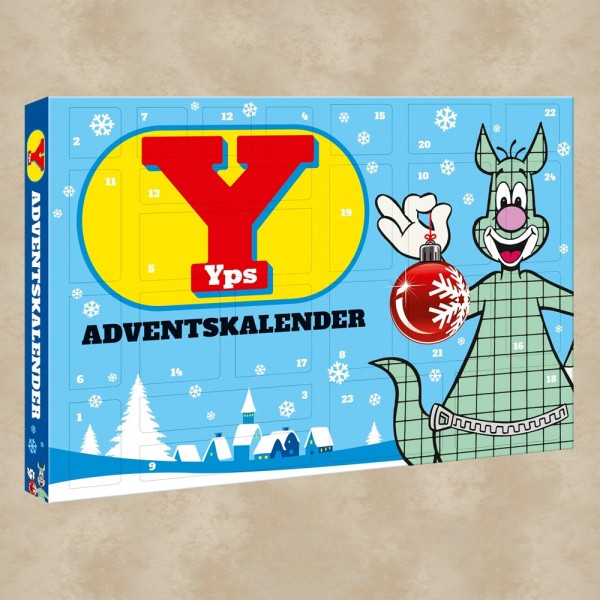 Yps Adventskalender
