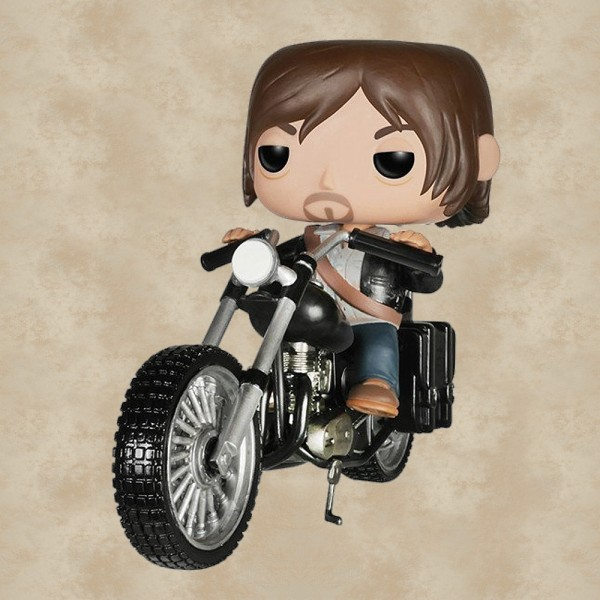 Funko POP! Daryl Dixon's Chopper - The Walking Dead