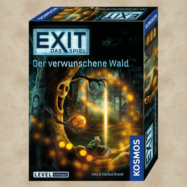 Der verwunschene Wald - EXIT Das Spiel