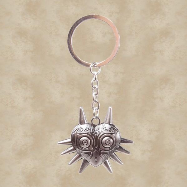Majoras Mask Schlüsselanhänger Metall - Zelda