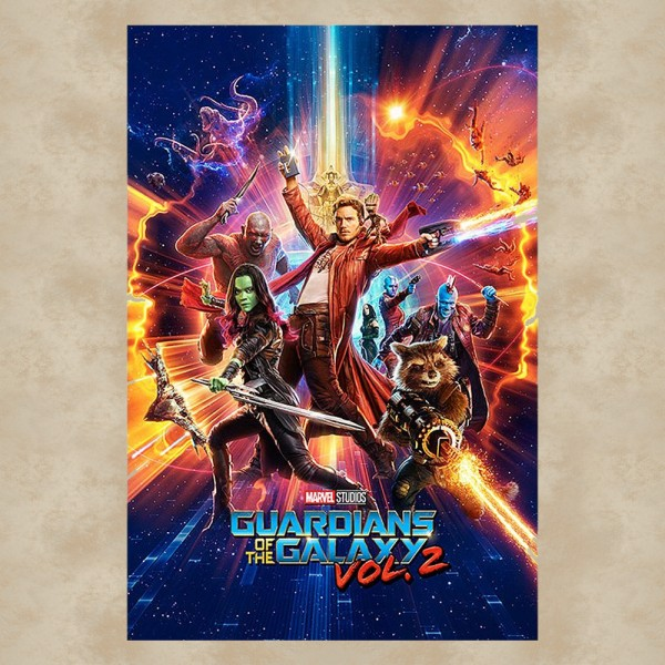 Guardians of the Galaxy Maxi Poster