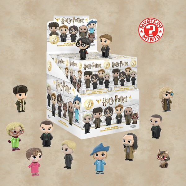 Funko Mystery Mini (Blind Box) Serie 3 - Harry Potter