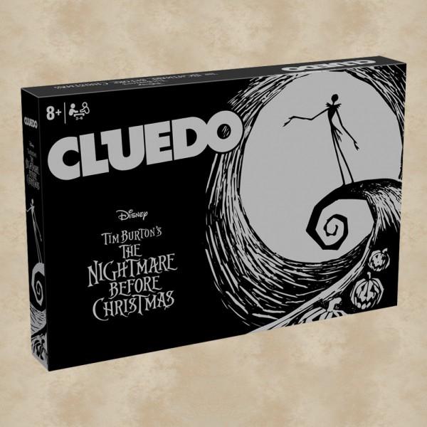 Cluedo Nightmare Before Christmas