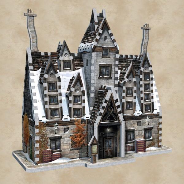 Hogsmeade Drei Besen 3D Puzzle - Harry Potter