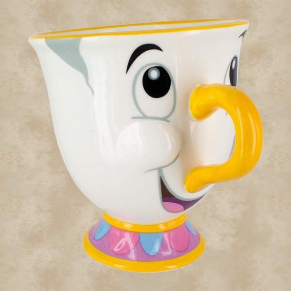 Tassilo Tasse Die Schöne und das Biest - Disney