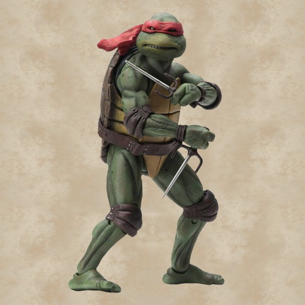 Raphael Action Figur - Teenage Mutant Ninja Turtles