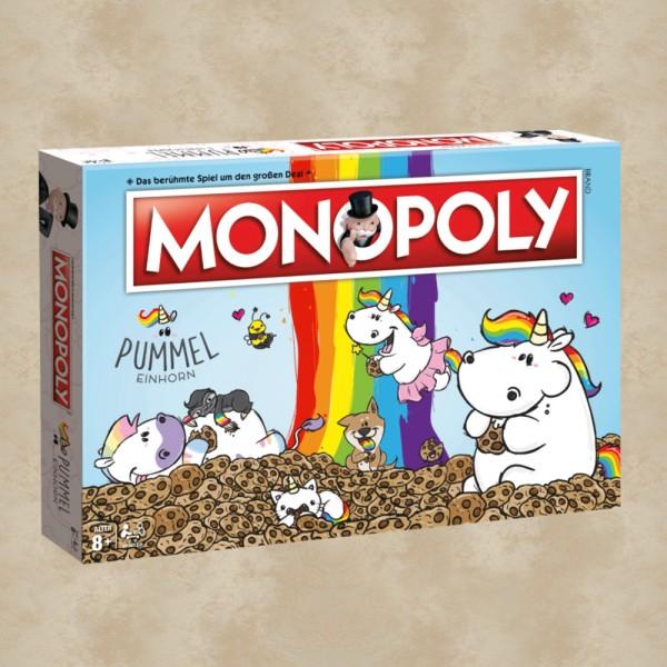 Pummeleinhorn Monopoly - Pummeleinhorn