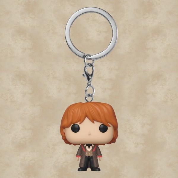 Pocket POP! Ron Weasley (Yule Ball) Schlüsselanhänger - Harry Potter