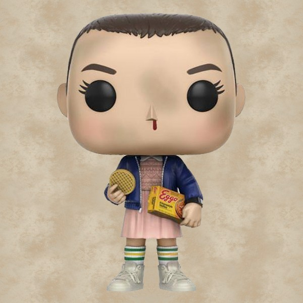 Funko POP! Eleven with Eggos (Chase möglich) - Stranger Things