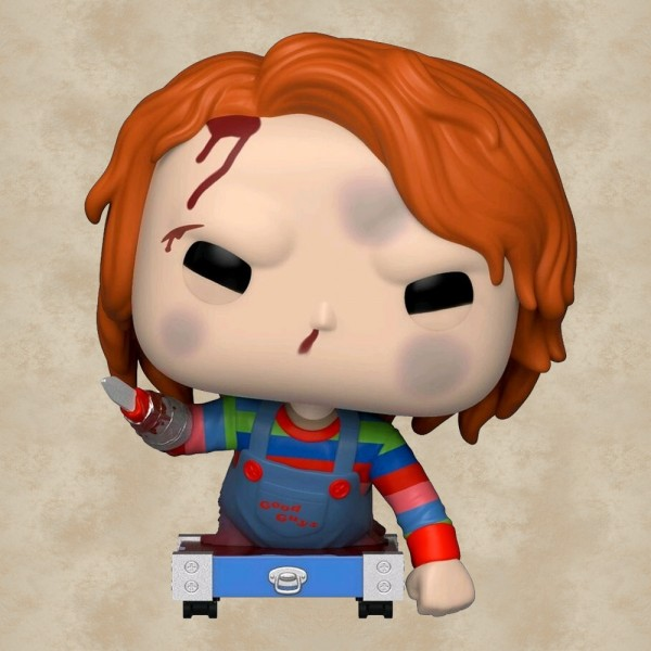 Funko POP! Chucky on Cart (Special Edition) - Childs Play 2