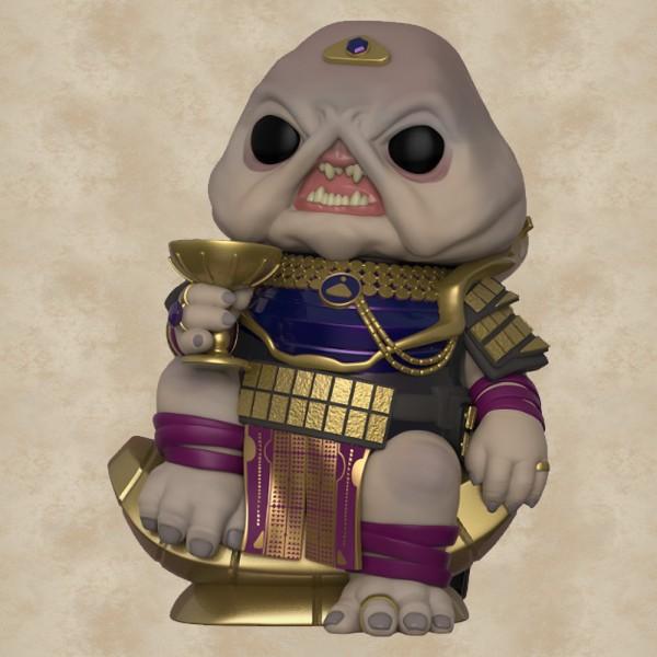 Funko POP! Emperor Calus (Exclusive) - Destiny