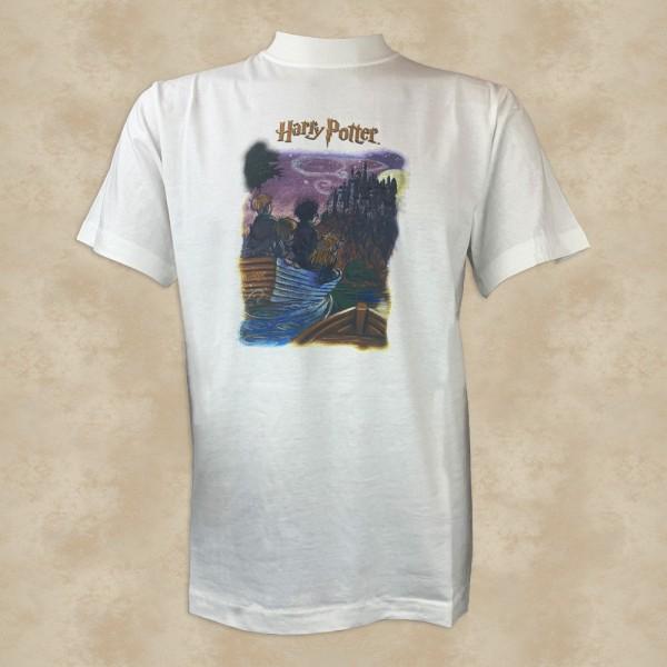 Reise nach Hogwarts T-Shirt - Harry Potter