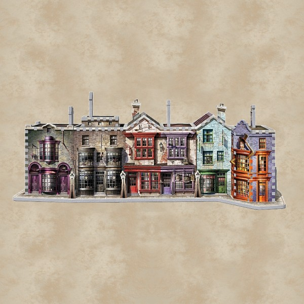 3D Puzzle Winkelgasse - Harry Potter