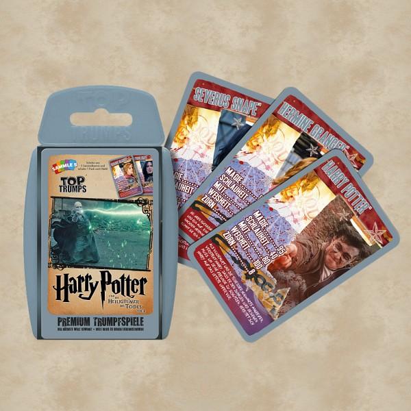 TOP TRUMPS Harry Potter und die Heiligtümer des Todes 2 - Harry Potter