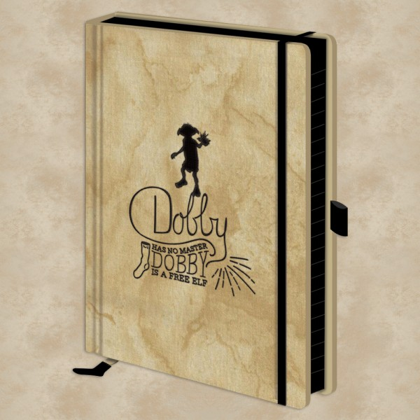 Dobby Premium Notizbuch - Harry Potter