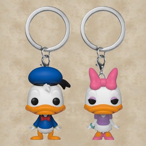 Pocket POP! Donald und Daisy Duck - Disney