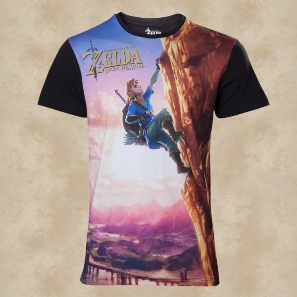 Breath of the Wild T-Shirt - Zelda