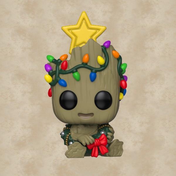 Funko POP! Holiday Baby Groot - Marvel