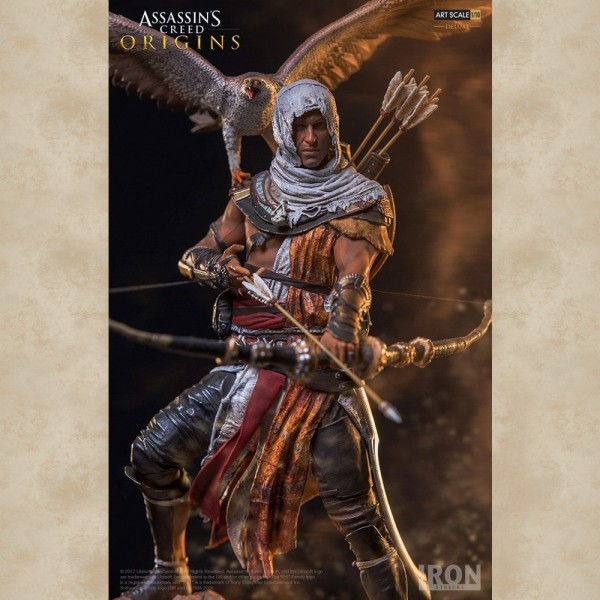 Origins Bayek Statue (1/10 Deluxe Art) - Assassins Creed