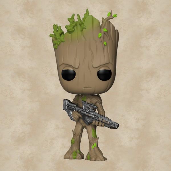 Funko POP! Groot - Avengers: Infinity War