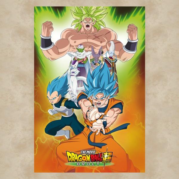 Broly Maxi Poster - Dragon Ball Super