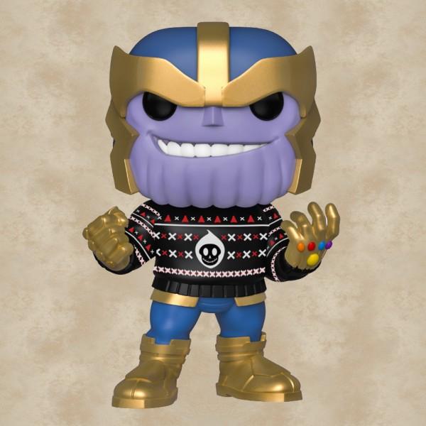 Funko POP! Holiday Thanos - Marvel