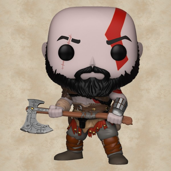 Funko POP! Kratos - God of War