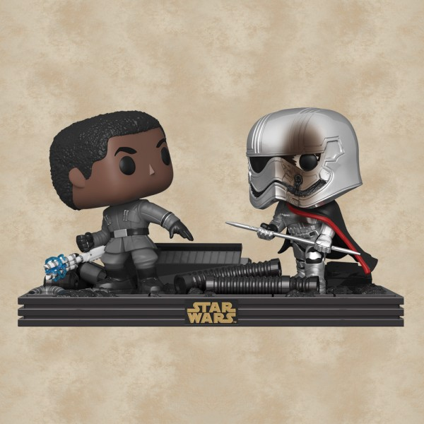 Funko POP! Rematch on the Supremacy (Movie Moments) - Star Wars