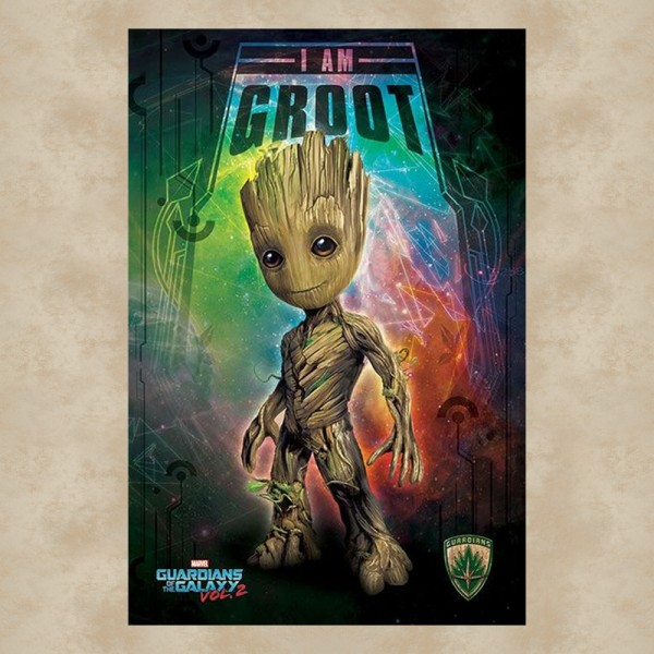 I Am Groot Maxi Poster - Guardians of the Galaxy