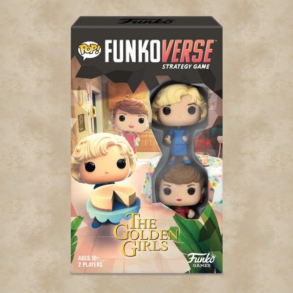 POP! Funkoverse The Golden Girls 100 (Strategy Game) - The Golden Girls