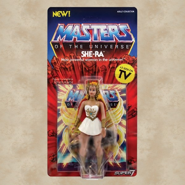 Vintage Actionfigur She-Ra - Masters of the Universe