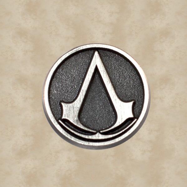 Assassins Creed Logo Metallpin - Assassins Creed
