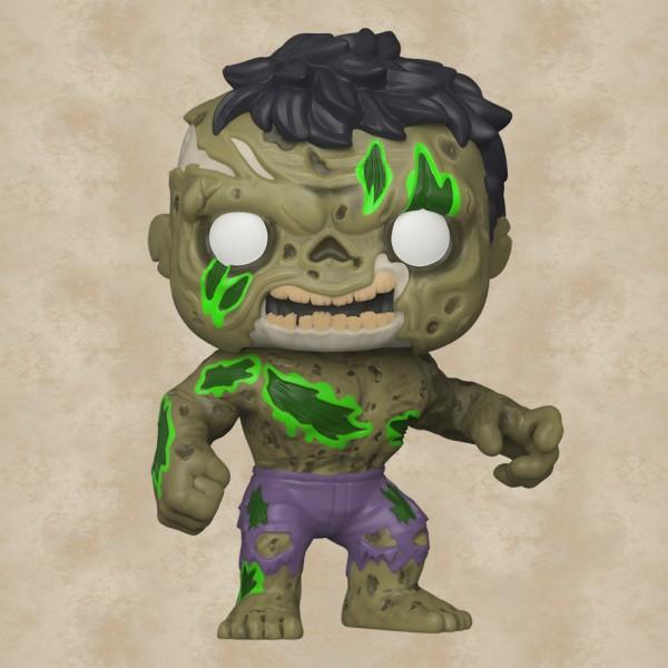 Funko POP! Zombie Hulk - Marvel