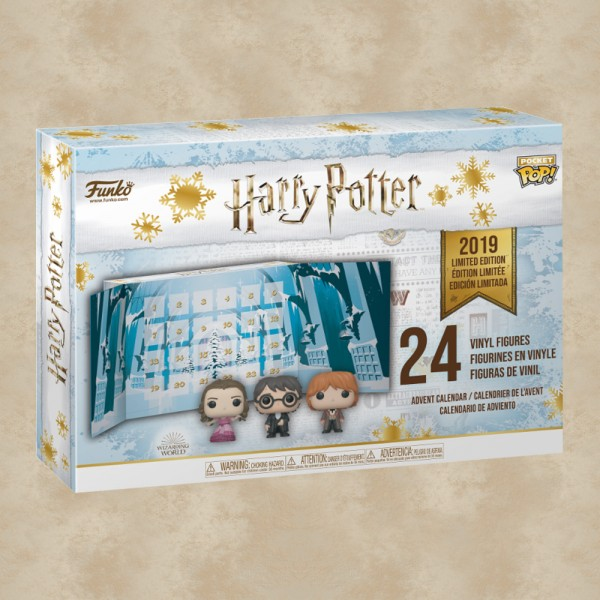 Funko Adventskalender - Harry Potter
