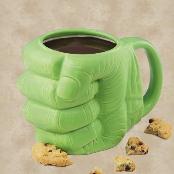 Hulk Smash Tasse - Marvel